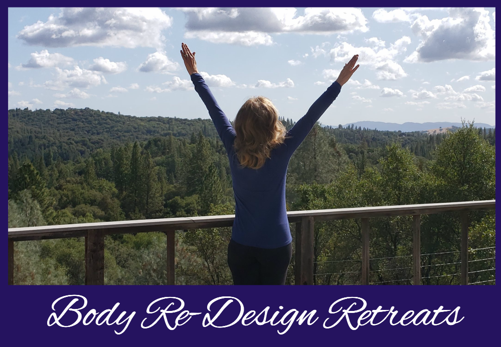 Body Redesign retreats